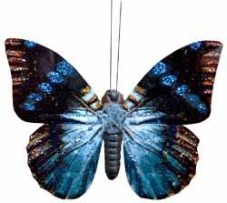 Decoratie vlinders en libelles